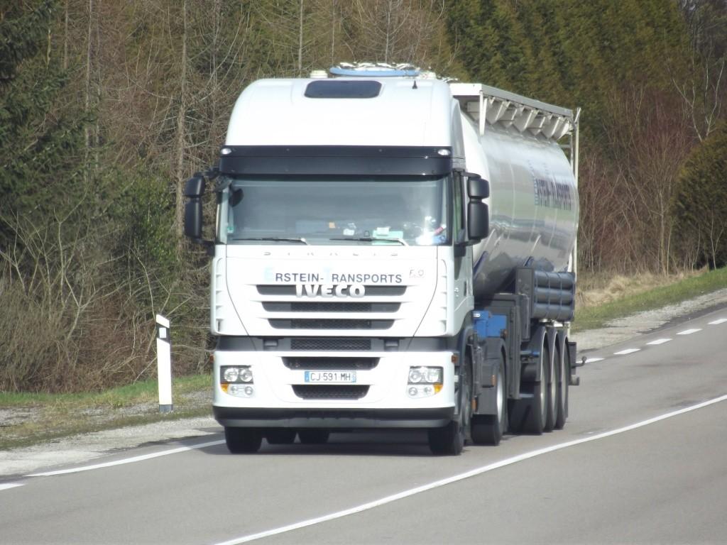 Erstein Transports (groupe Alainé) (Erstein, 67) Photo300