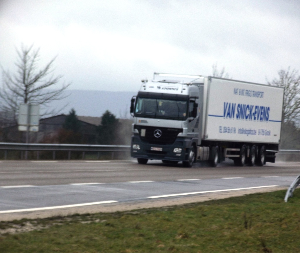 Van Snick-Evens  - VS Logistics  (Gooik) Photo589