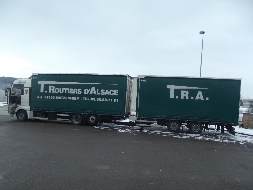 Transports Routiers d'Alsace (Matzenheim 67) Photos92