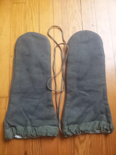 Moufles camo flou de la WH  2013-011