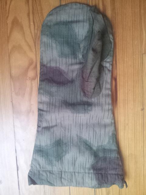 Moufles camo flou de la WH  2013-014
