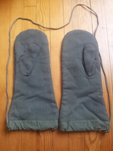 Moufles camo flou de la WH  2013-017