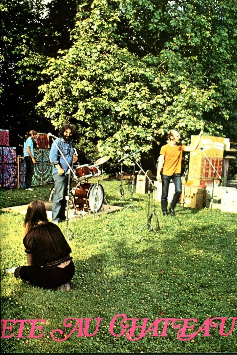 Grateful Dead - Presse Francophone B37-2511
