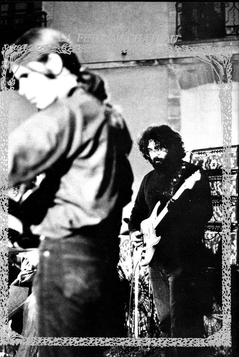 Grateful Dead - Presse Francophone B37-2514