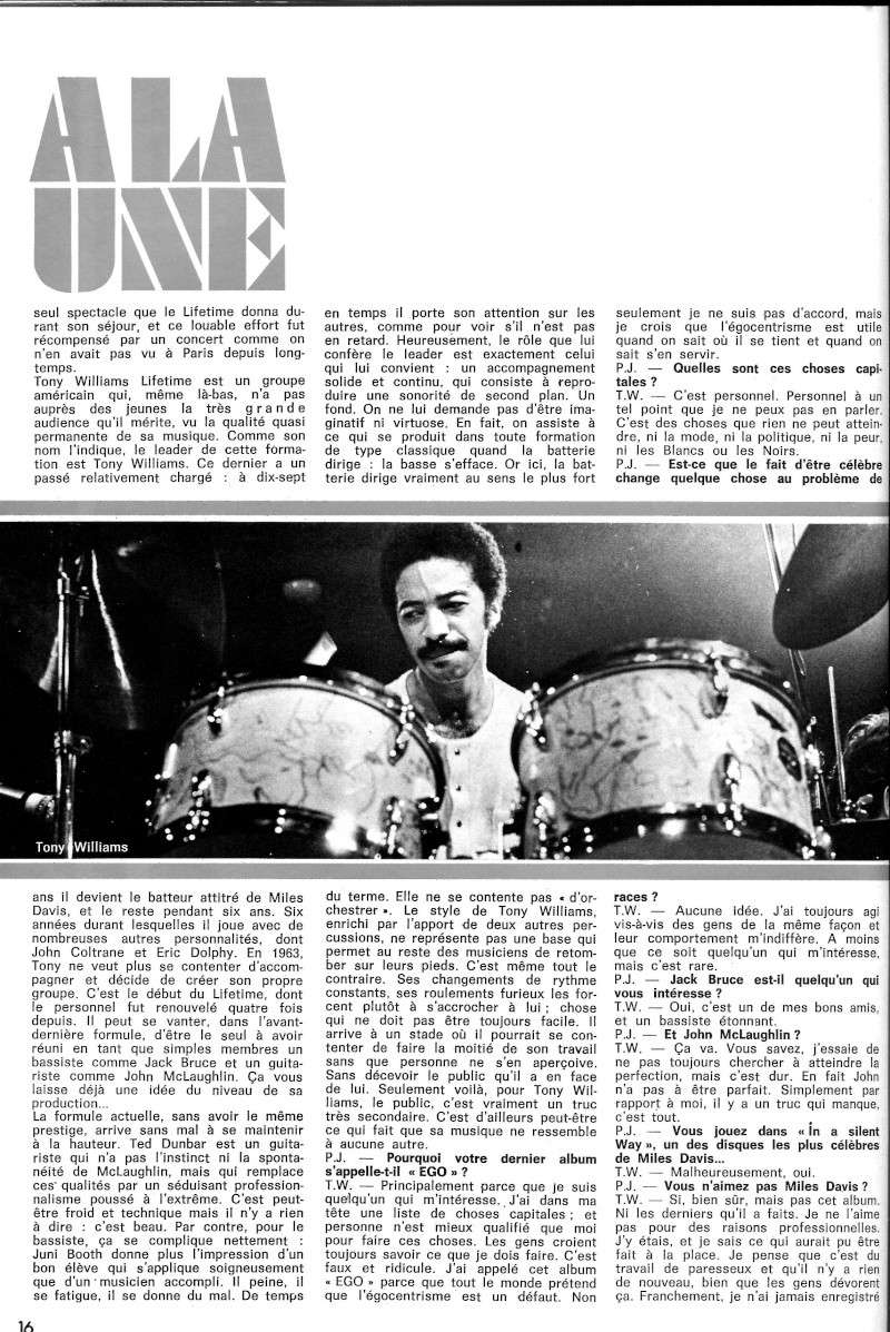 Tony Williams B37-2516