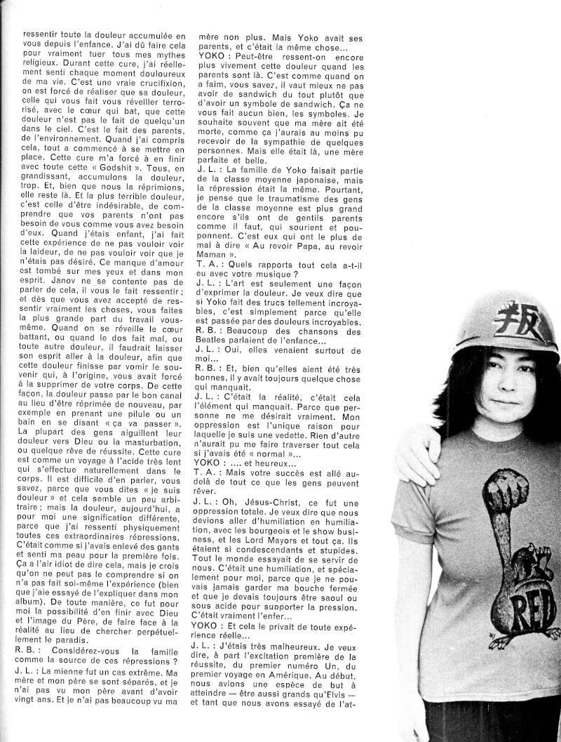John Lennon/Plastic Ono Band (1970) R52-2111