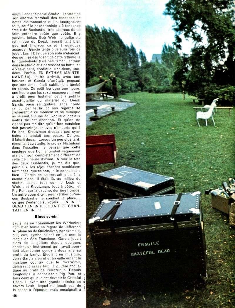 Grateful Dead - Presse Francophone R55-2412