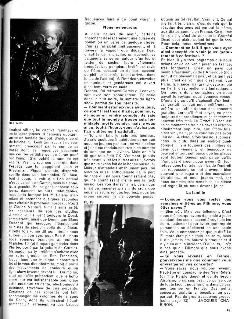 Grateful Dead - Presse Francophone R55-2415