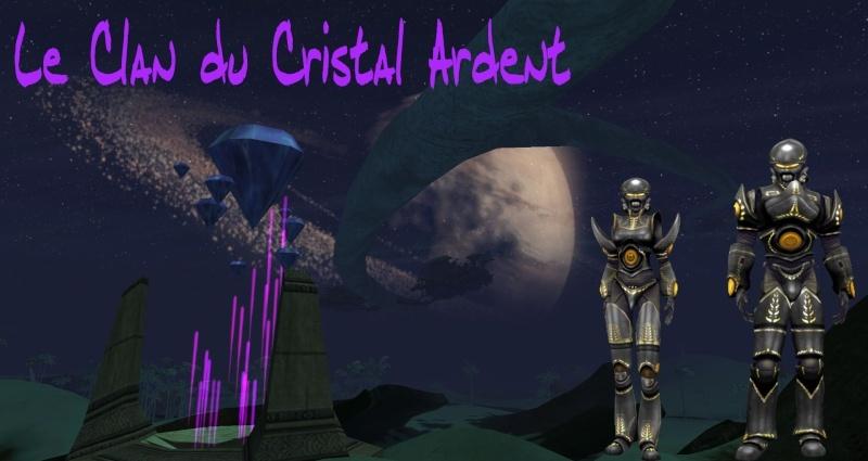 Le Clan du Cristal Ardent