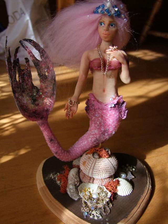 Sirena Rosa N 5  Dscf6513