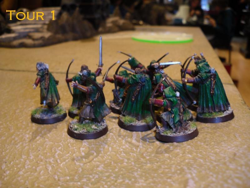 Gondor VS Gobelin&Dragon. Dsci8610