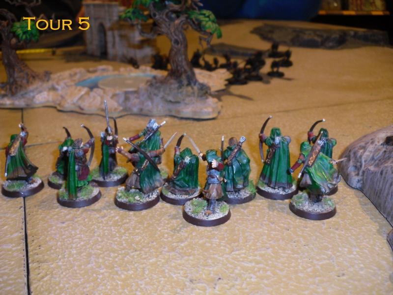 Gondor VS Gobelin&Dragon. Dsci8613