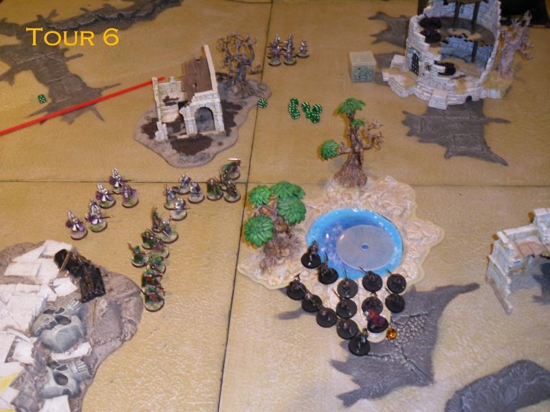 Gondor VS Gobelin&Dragon. Dsci8614