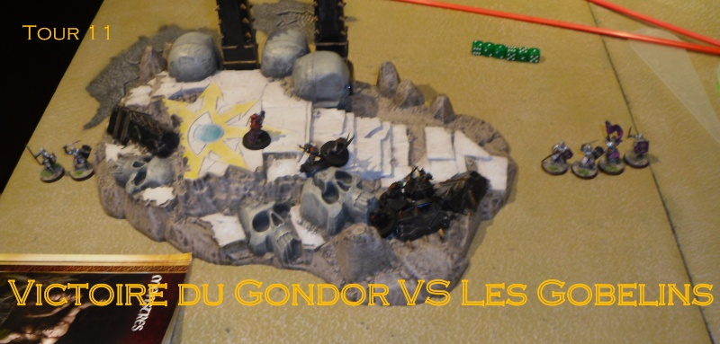 Gondor VS Gobelin&Dragon. Dsci8621