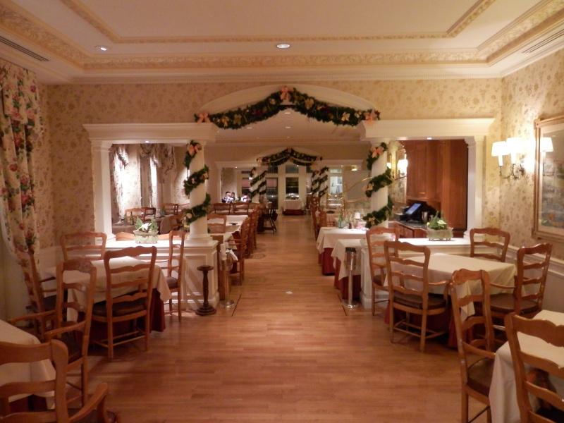surprise pour mon anniversaire le 13/12/12 : demande en mariage au California Grill Pc140010