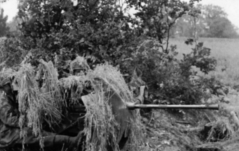 Les troupes de la Luftwaffe en Normandie 30110