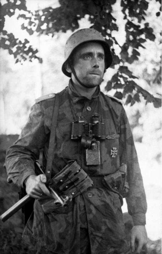 Les troupes de la Luftwaffe en Normandie 40110