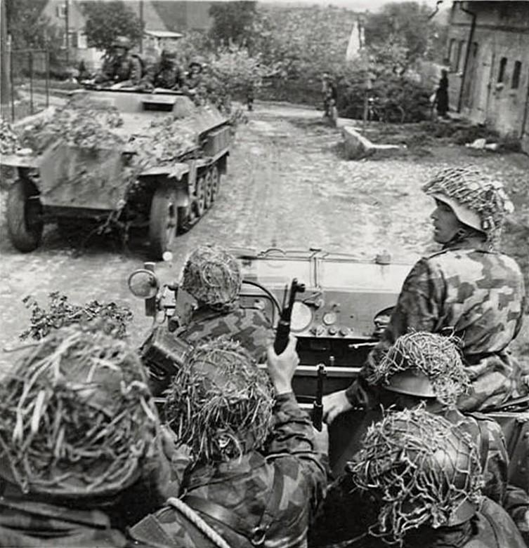 Les troupes de la Luftwaffe en Normandie Aa110