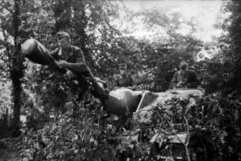 Les troupes de la Luftwaffe en Normandie - Page 2 D121010