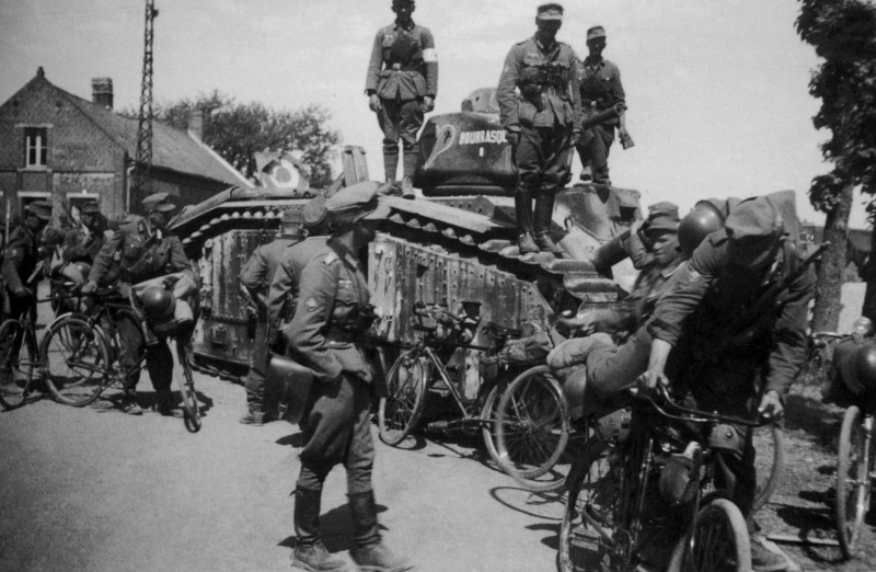 Les vélos de l'armée Allemande ww2 - Page 2 Eysrse10