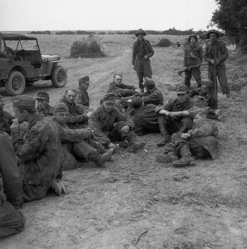 Les troupes de la Luftwaffe en Normandie - Page 2 Kt10