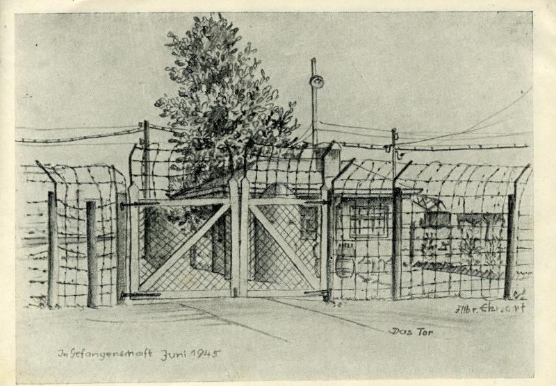 Dessins camp de prisonniers allemands  Rosy1711