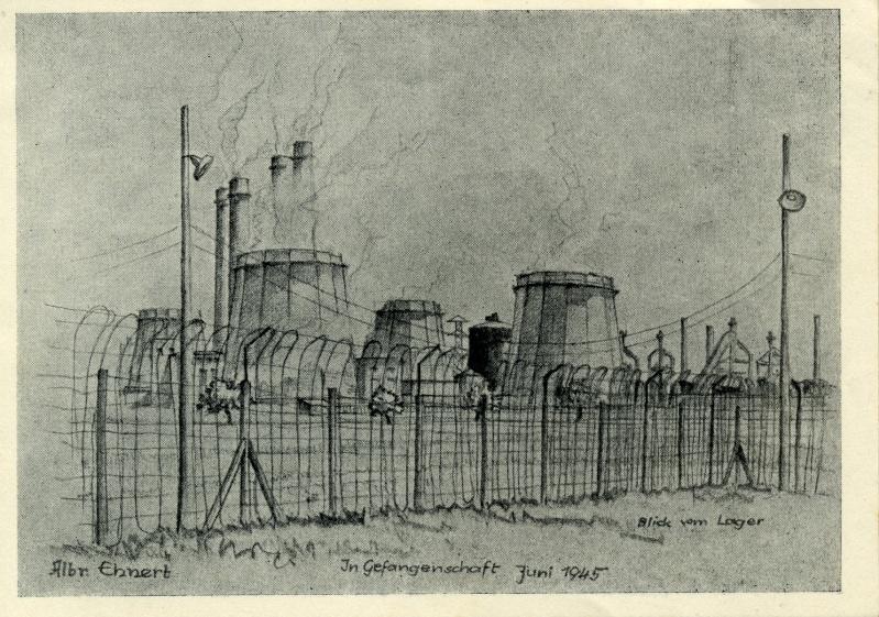 Dessins camp de prisonniers allemands  Rosy1714