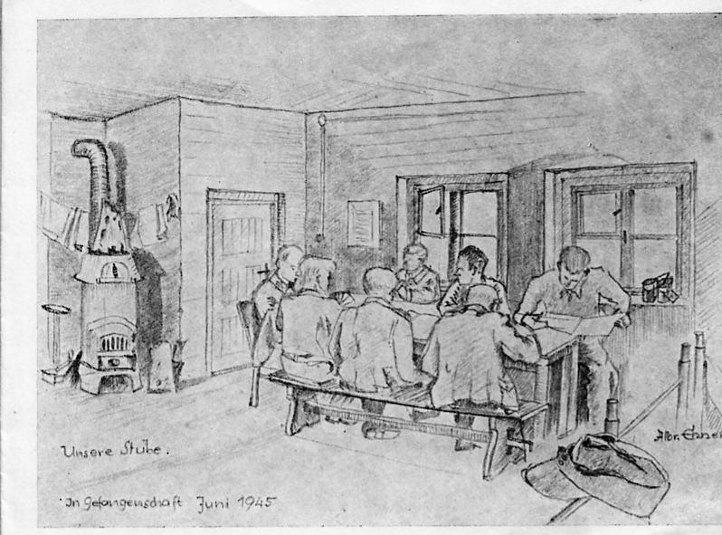 Dessins camp de prisonniers allemands  Rosy1719