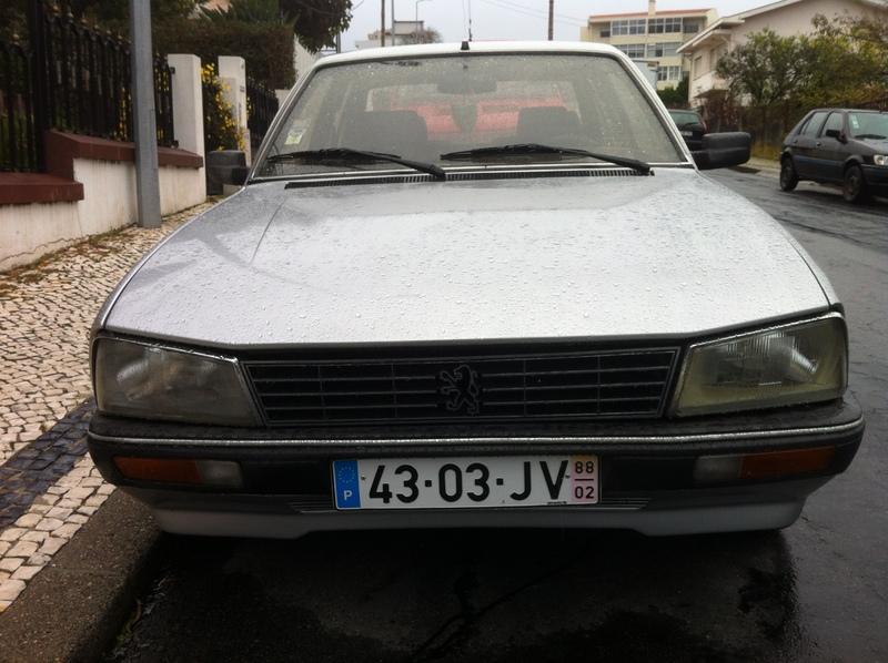 [ Vendo ] Clássico raro - Peugeot 505 V6 2.9 Imagem11