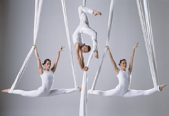 [PALAISEAU] Pole Dance Studio Aerial13