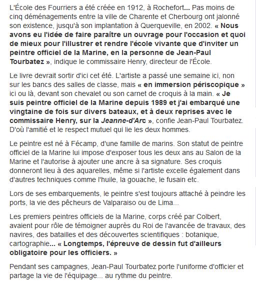 [Les écoles de spécialités] ÉCOLE DES FOURRIERS CHERBOURG - Page 4 Four110