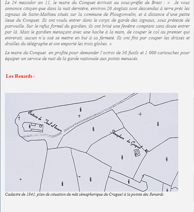 [ Les sémaphores - divers ] LES SEMAPHORES DANS L'HISTOIRE - Page 2 Sem110