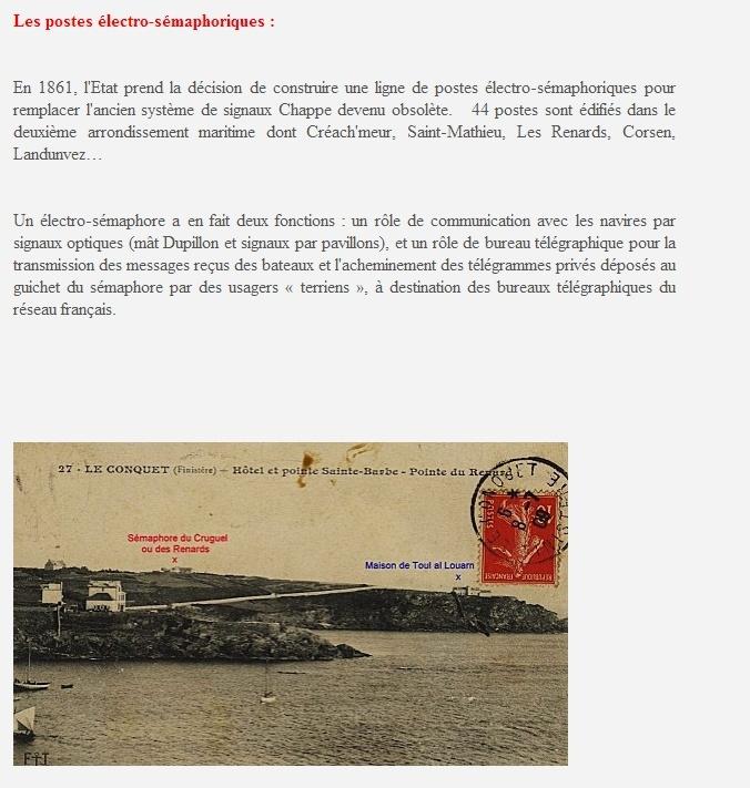 [ Les sémaphores - divers ] LES SEMAPHORES DANS L'HISTOIRE - Page 2 Sem510