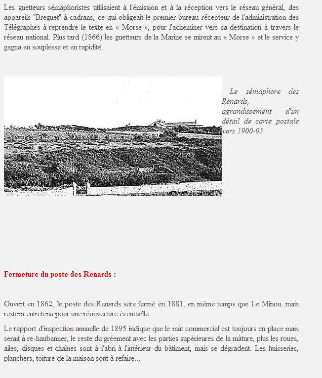 [ Les sémaphores - divers ] LES SEMAPHORES DANS L'HISTOIRE - Page 2 Sem610