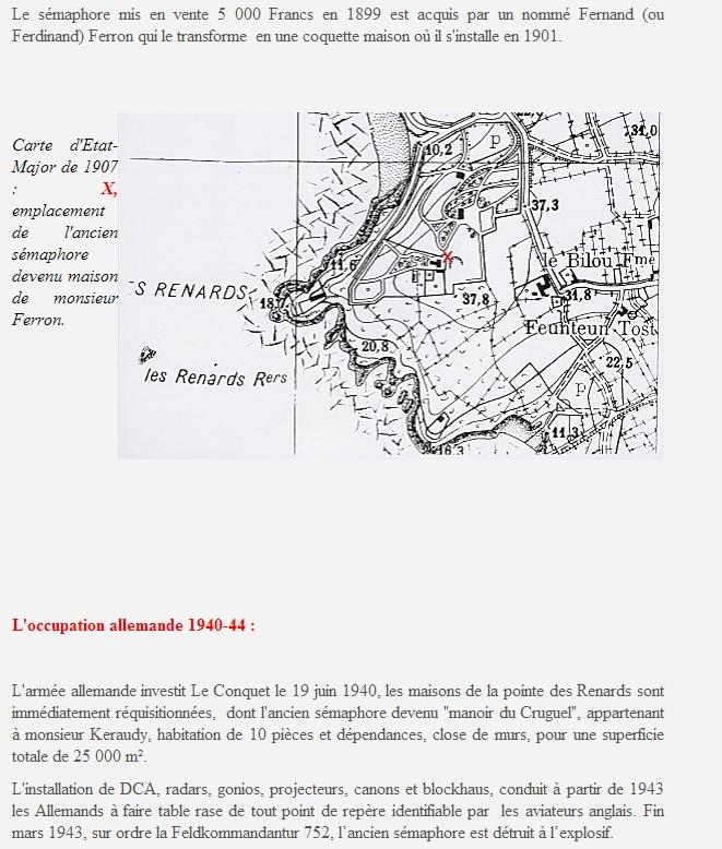[ Les sémaphores - divers ] LES SEMAPHORES DANS L'HISTOIRE - Page 2 Sem710