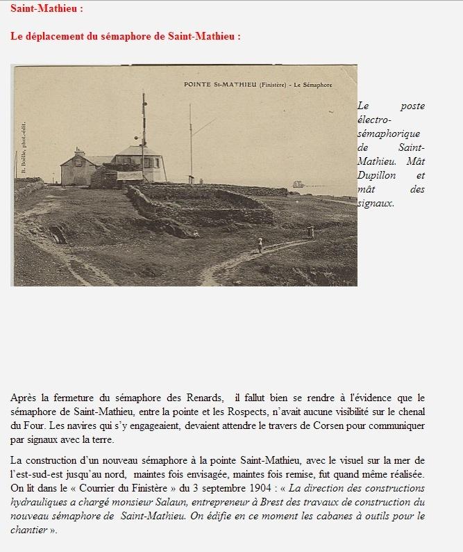 [ Les sémaphores - divers ] LES SEMAPHORES DANS L'HISTOIRE - Page 2 Sem910