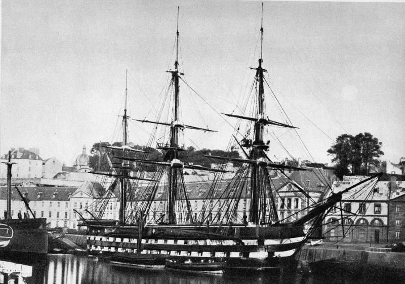 retour de la visite du Jean Bart 1870_j15
