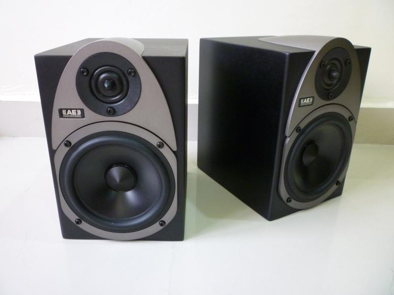 Acoustic Energy ProSat Active Near Field Studio Monitor Speaker (New) P1130610