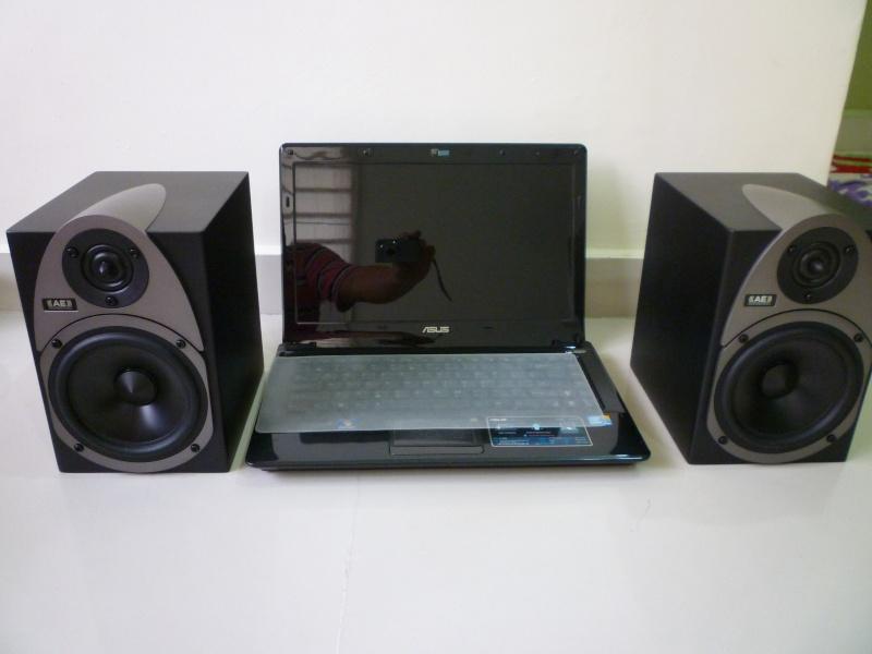 Acoustic Energy ProSat Active Near Field Studio Monitor Speaker (New) P1130611