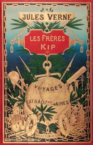 LES FRÈRES KIP de Jules Verne 21110