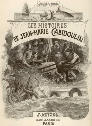 LES HISTOIRES DE JEAN-MARIE CABIDOULIN de Jules Verne 50fron10
