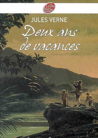 DEUX ANS DE VACANCES de Jules Verne 97820110
