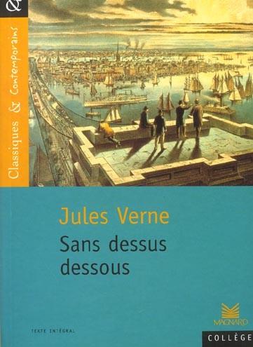 SANS DESSUS DESSOUS de Jules Verne 97822110