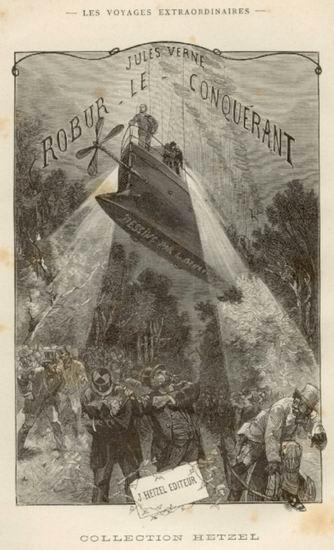 ROBUR-LE-CONQUERANT de Jules Verne Gravur10