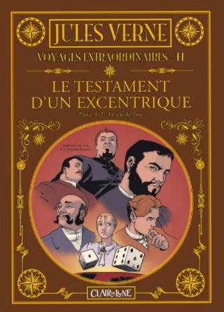 LE TESTAMENT D'UN EXCENTRIQUE de Jules Verne Jules-10
