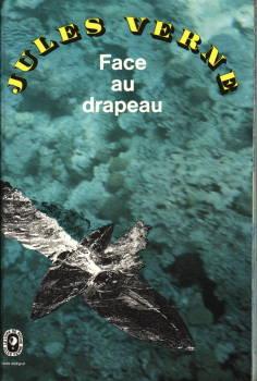 FACE AU DRAPEAU de Jules Verne Ldp20510