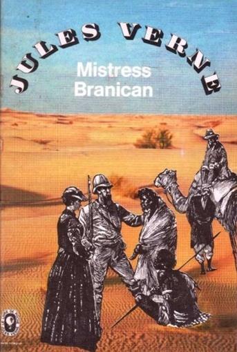 MISTRESS BRANICAN de Jules Verne Mb310