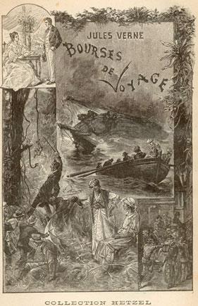 BOURSES DE VOYAGE de Jules Verne Verne-10