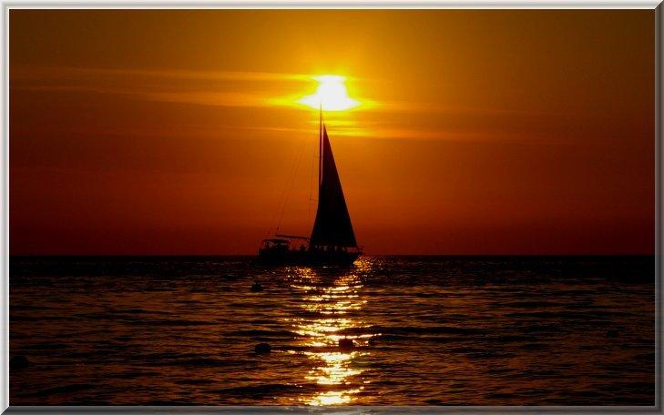 Mes couchers de soleil polynésiens 12314110