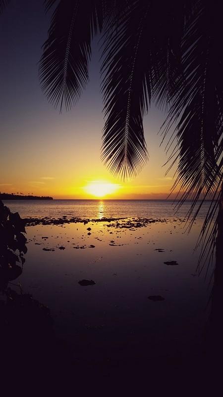 Mes couchers de soleil polynésiens 13709910